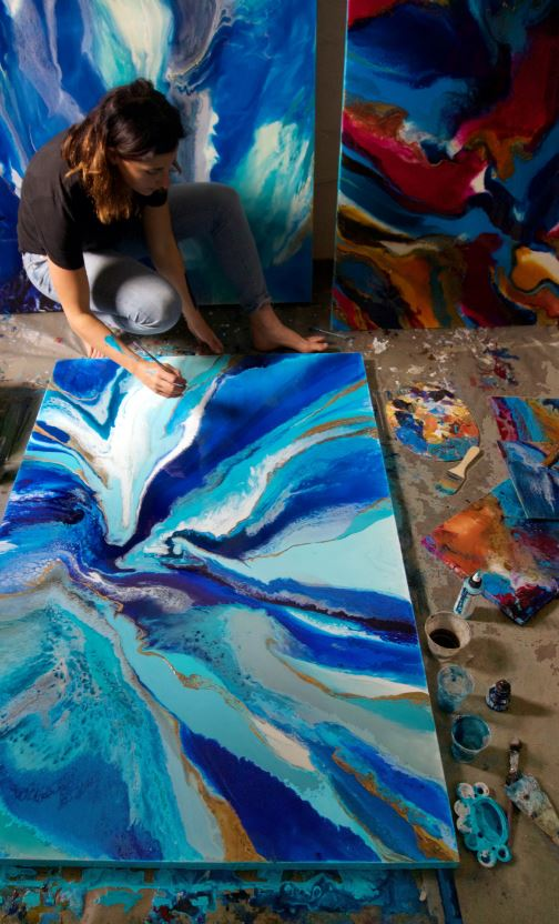 Annabel Zammit Maltese Art Studio