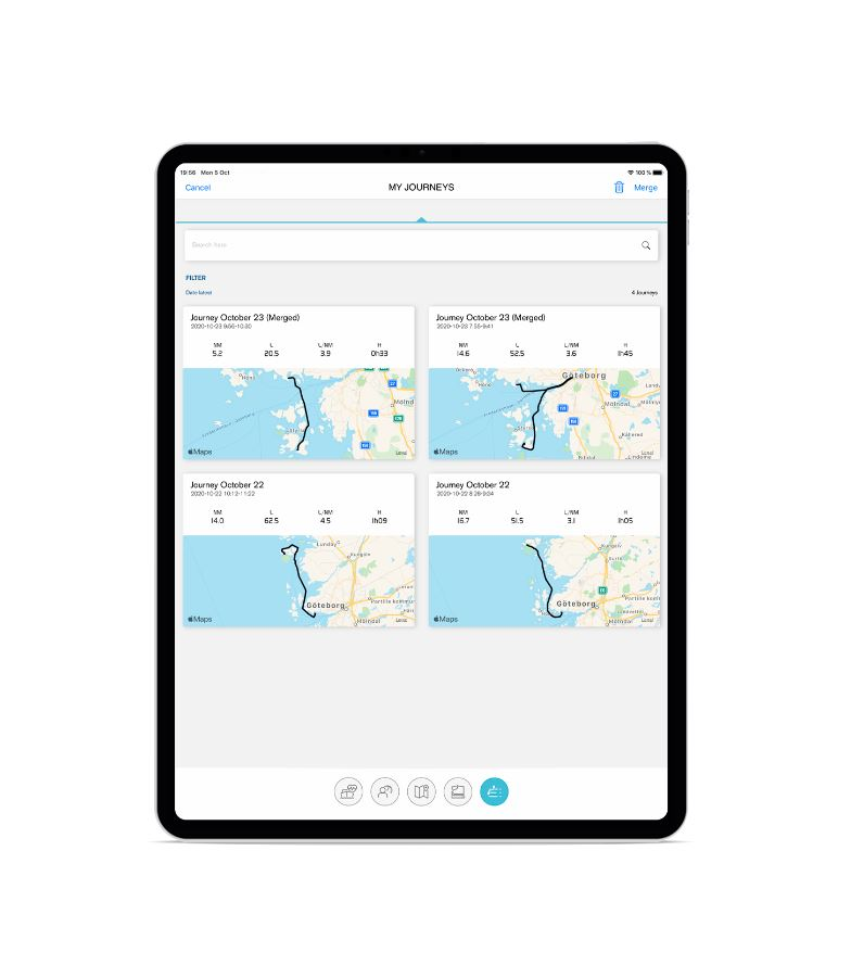 Volvo Penta Easy Connect App, navigation for sailing, RLR Yachting, Malta sailing, malta route planning, sailing Malta, malta chandlery, Ripard, Sailing