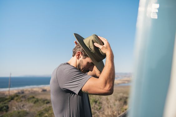Tilley Hat for Men, Airflo Hat from Tilley at RLR Yachting